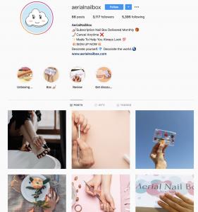 Instagram Unique Look